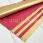 Красный+золотой